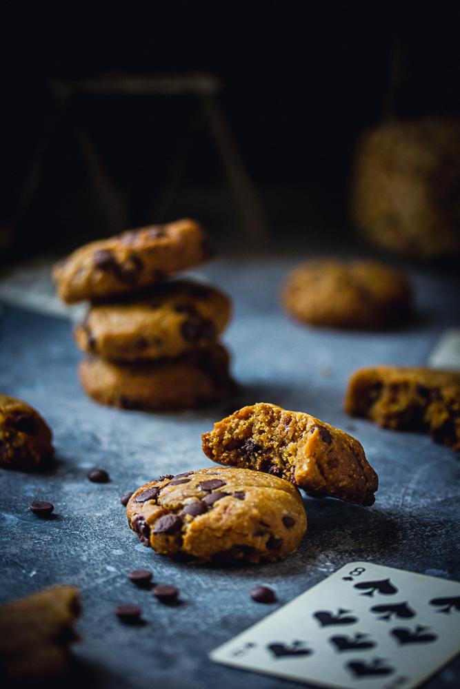 Cookies moelleux au beurre de cacahuètes