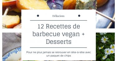 Manger vegan à un barbecue