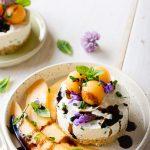 Cheesecake au fromage frais vegan