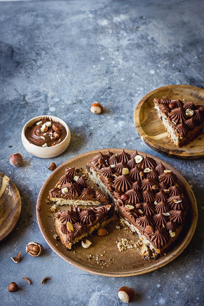 Gâteau comme un cookie