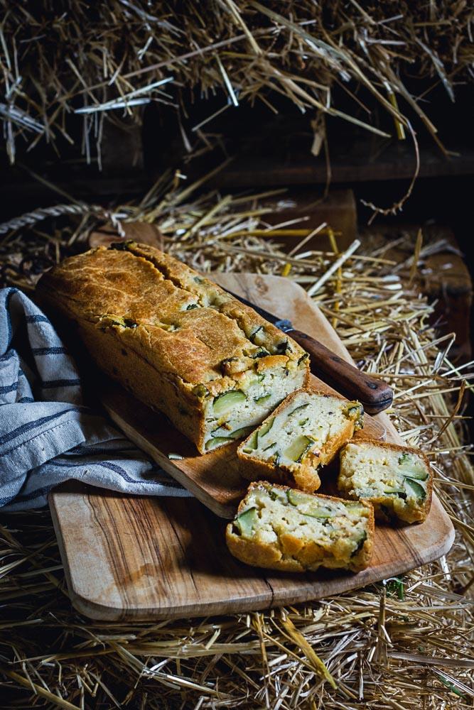 Cakes aux courgettes vegan