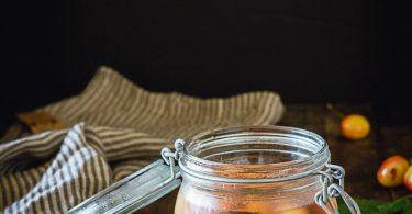 Préparer ses bocaux de cerises au sirop