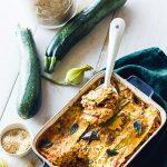Lasagnes vegan aux courgettes