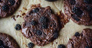 Cookies vegan au chocolat