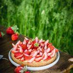 Fantastik vegan aux fraises