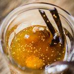 Confiture à la figue et à la vanille