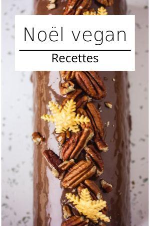 Recettes de noël vegan