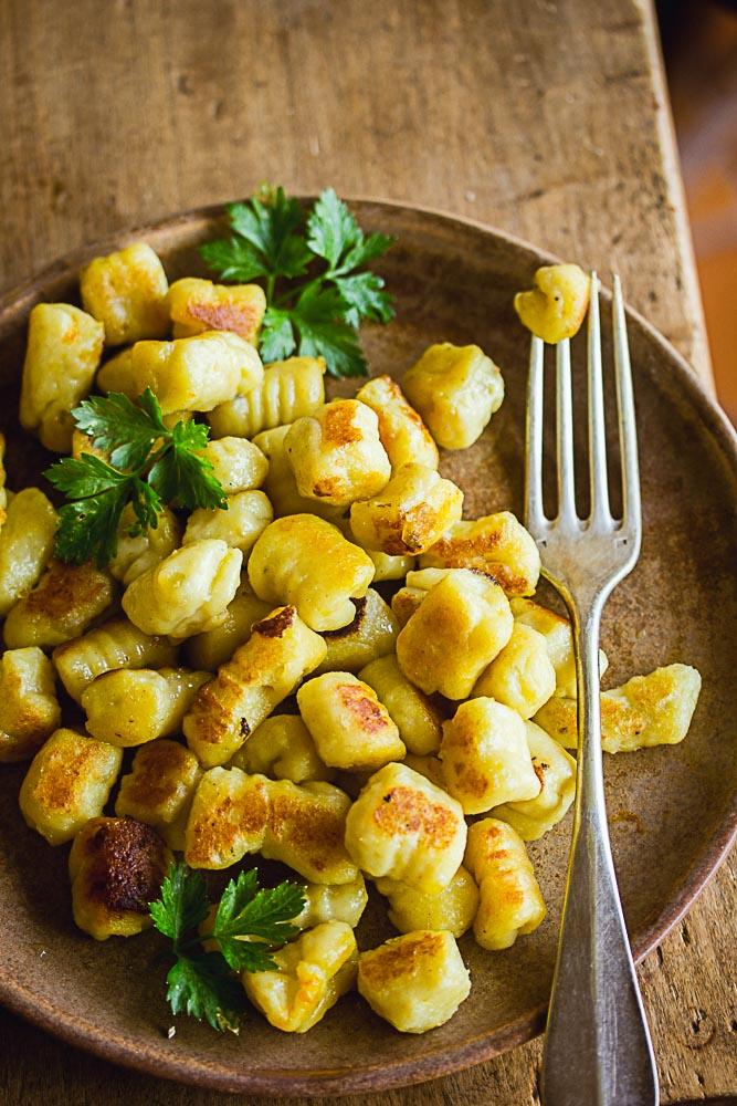 Gnocchi de pomme de terre