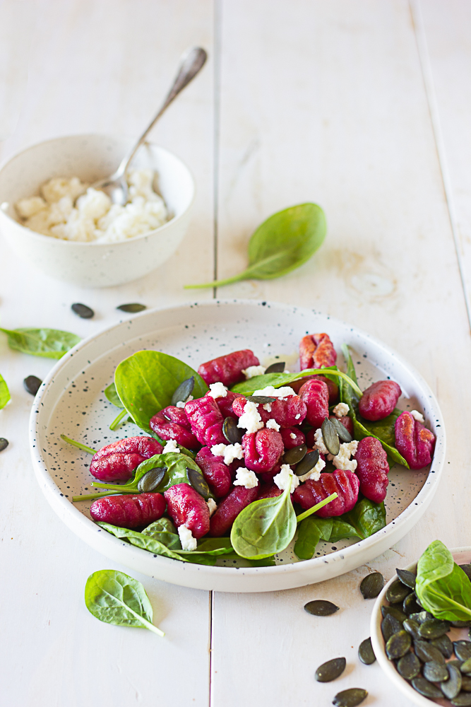 Recette de gnocchi aux légumes