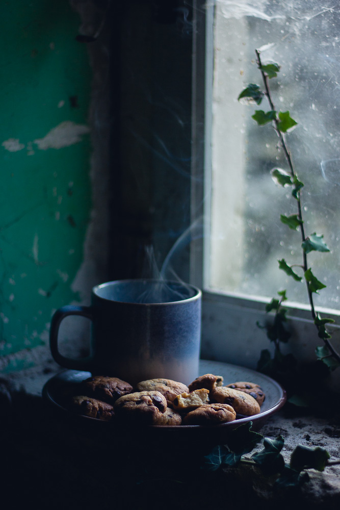 Biscuits croquants vegan