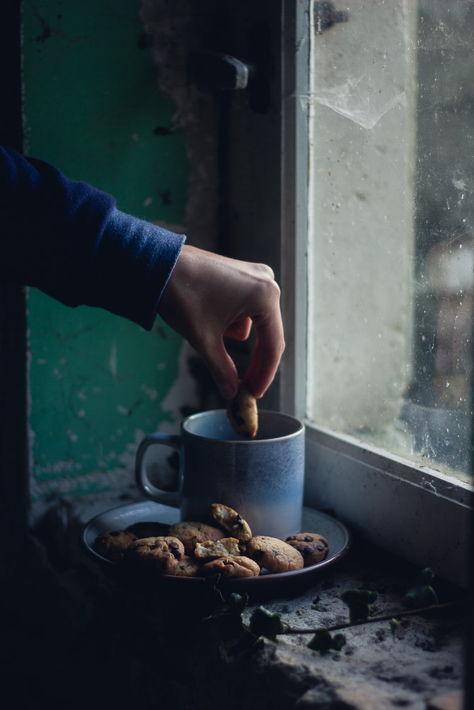 Biscuits facile sans beurre
