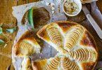 Recette de tarte bourdaloue vegan