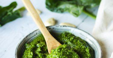 Pesto végétalien