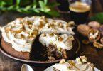 Gâteau aux noix vegan