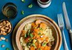 Boulgour aux carottes confites et aux épices