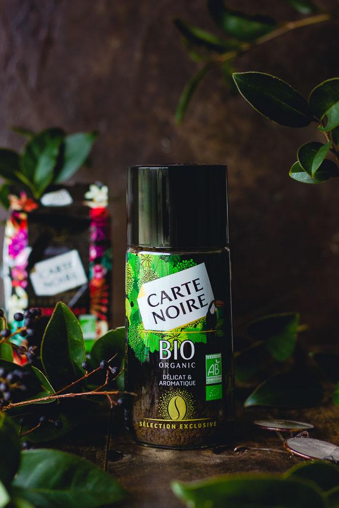 Café soluble bio Carte Noire