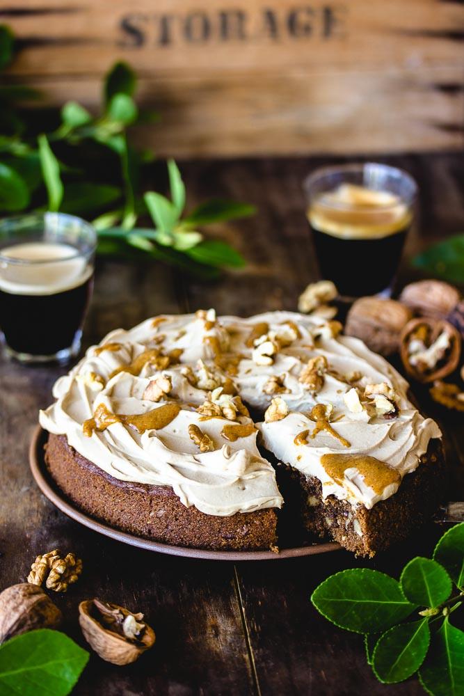 Recette de gâteau au café