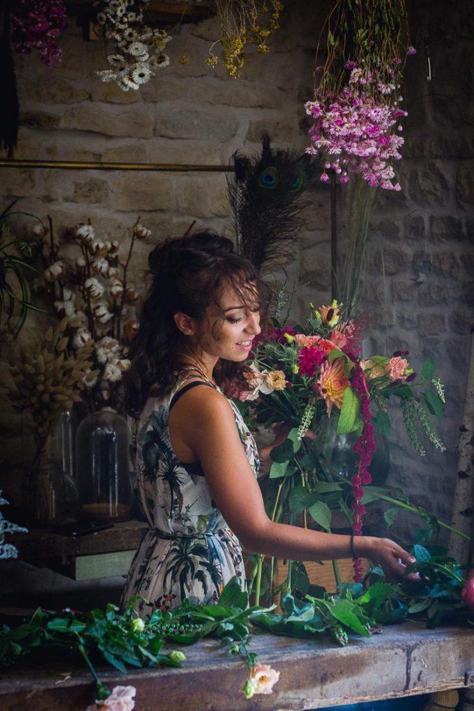 L'Adélie Catesse, fleuriste à La rochelle