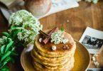 Pancakes de carottes