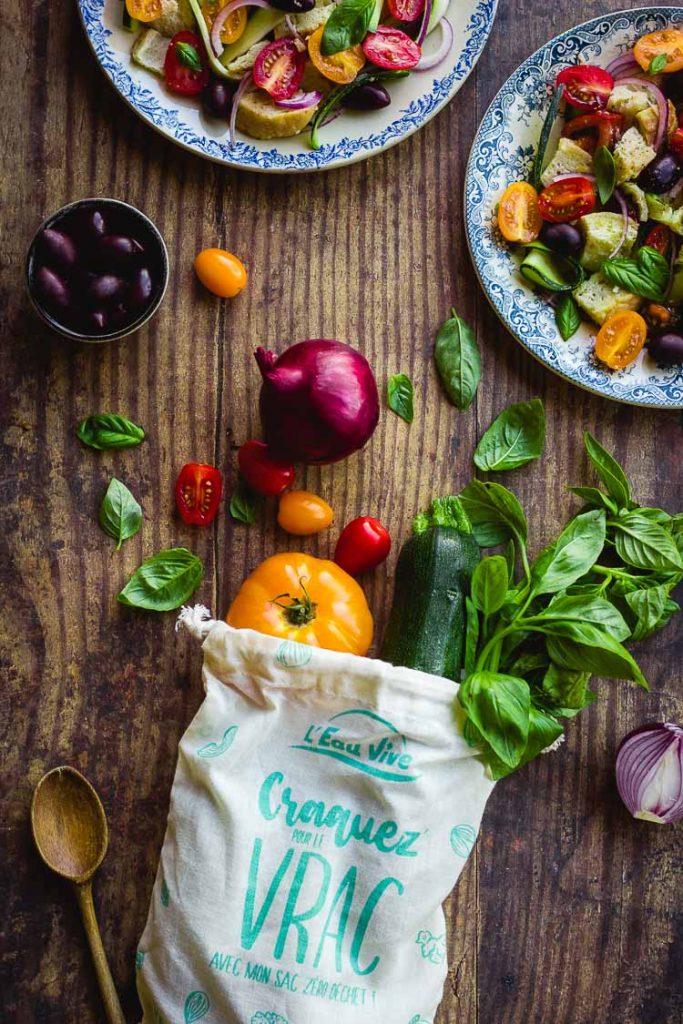 Légumes bio l'Eau Vive