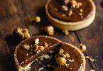 Recette de tarte au chocolat vegan
