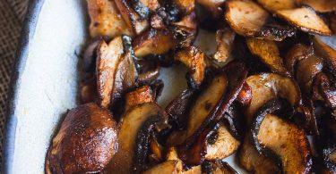 Recette de bacon de champignon