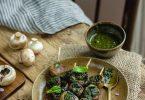 Recette de brochettes de champignons