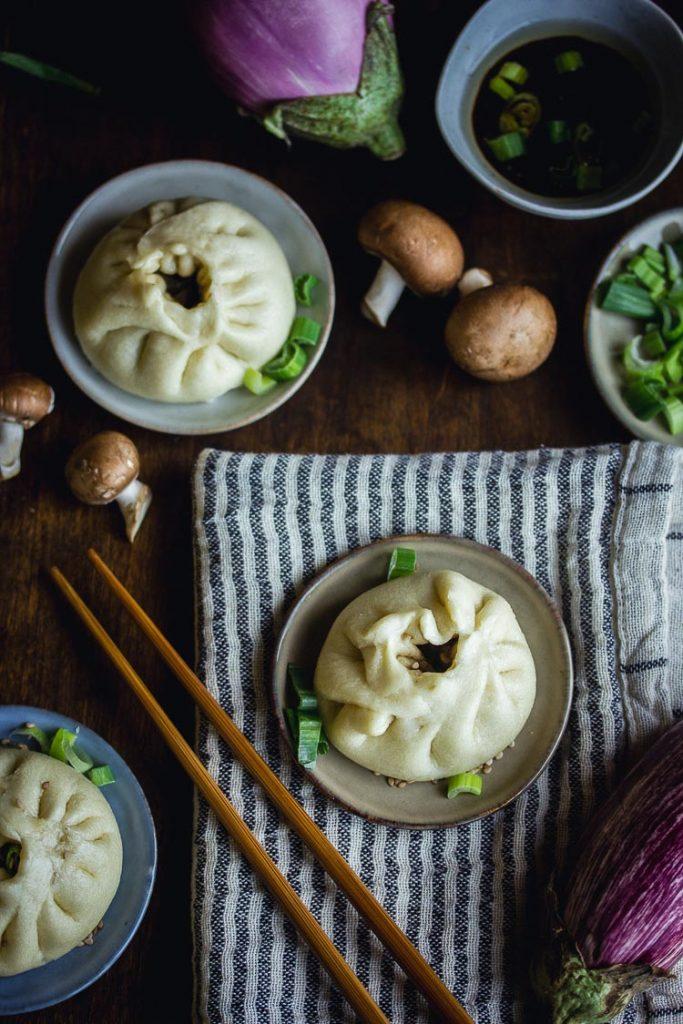 Baozi vegan