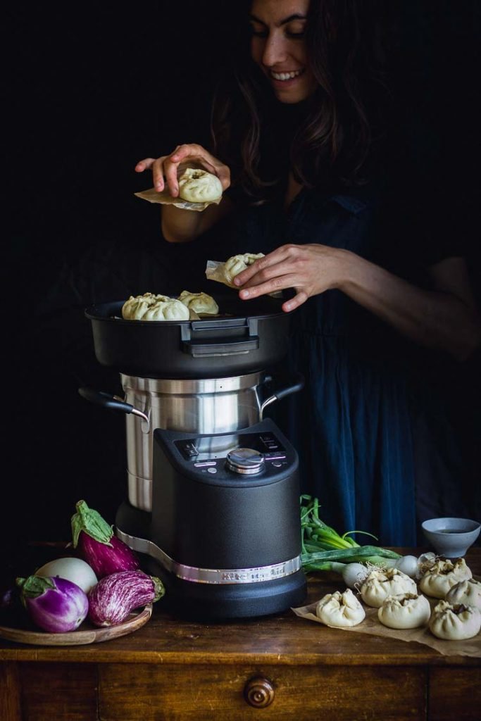 Fonction vapeur du Cook Processor