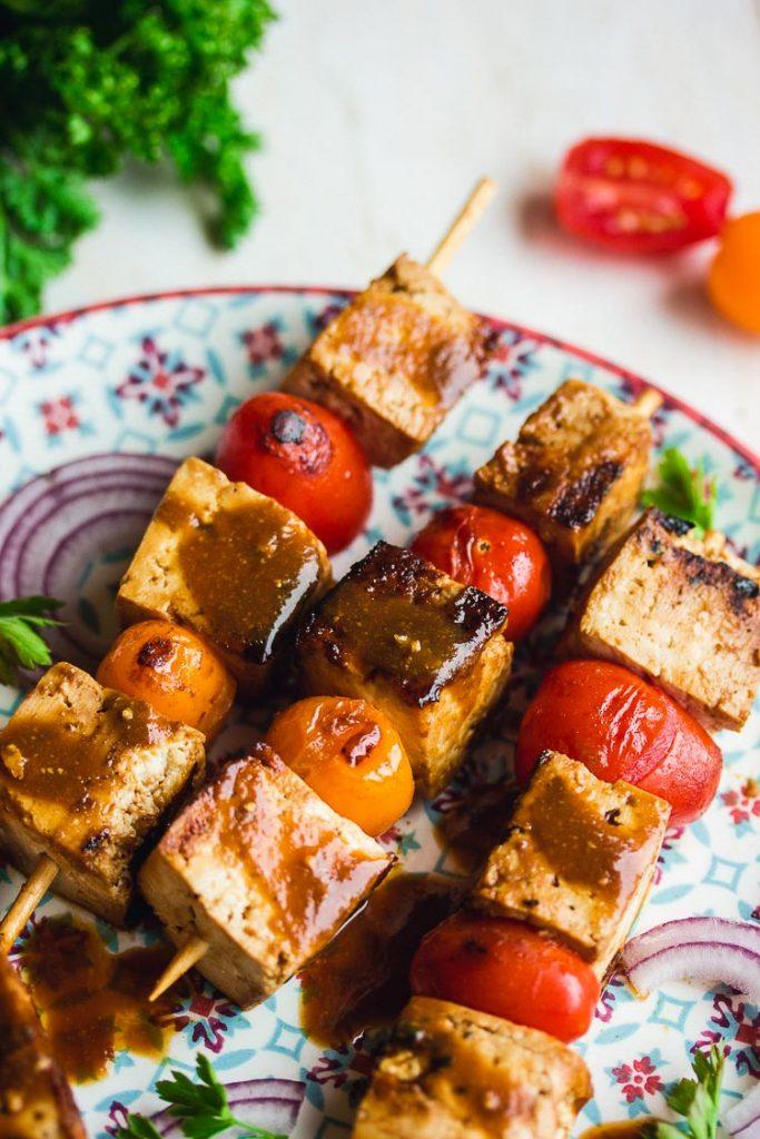 Marinade pour tofu