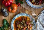 Blettes à la tomate fraîche