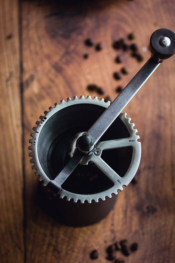 Mécanisme de moulin à café Peugeot saveurs