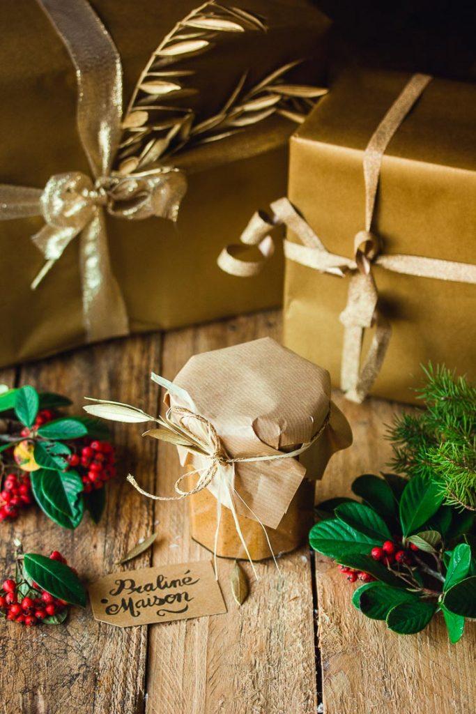 Cadeau gourmand : praliné maison