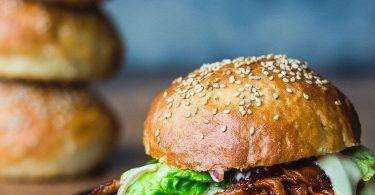 Pleurotes de panicaut façon pulled pork vegan