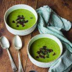 Recette de soupe aux poireaux