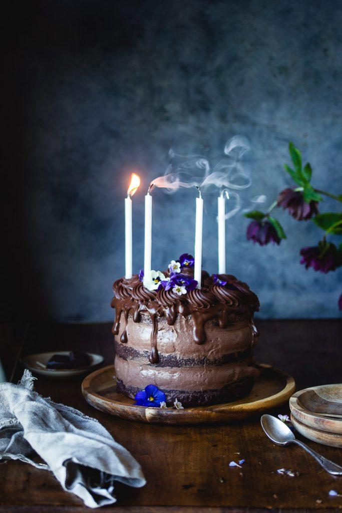 layer cake sans lactose