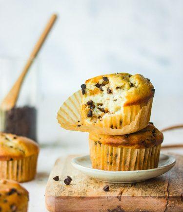 Recette de muffins vegan