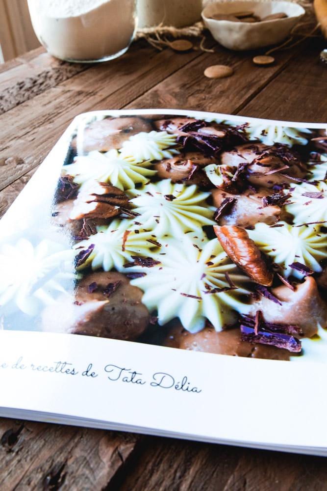 Couverture d'album photo brillant CEWE