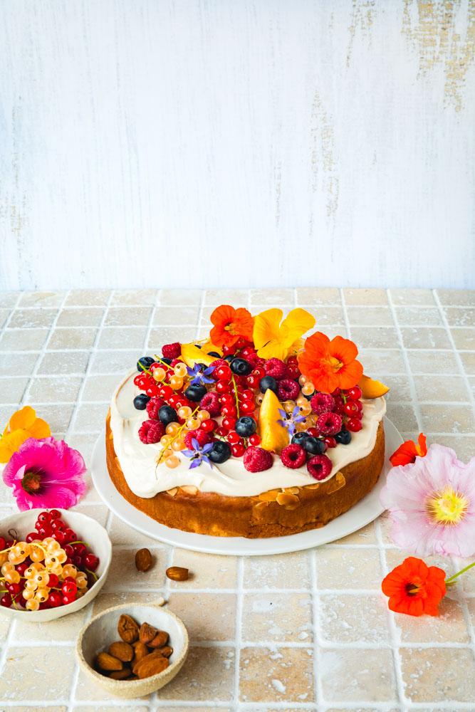 Gâteau vegan