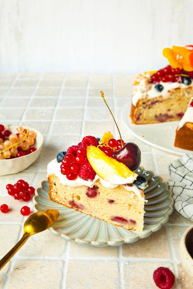 Gros gâteau facile
